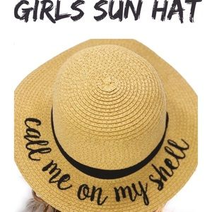 Other - SALE/NO OFFERS GIRLS SUN HAT
